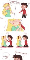Starco doodles by P-Valley