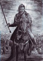 'Lord of the rings III' by czetna