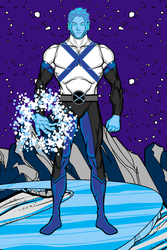 Iceman by MetalHarbinger084
