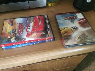 I've gotten Cars 3 at Walmart yesterday by Callewis2