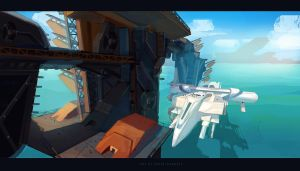 dock by sheer-madness
