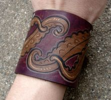 Tentacle cuff by missmonster