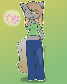 TeenyTon Request - Kate by OpalOwls