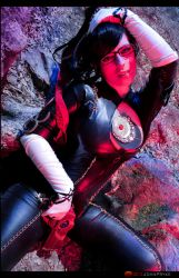 In for the kill: Bayonetta by katyuskamoonfox