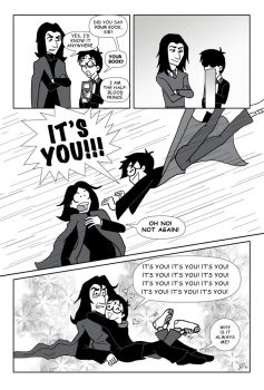 Harry Loves Snape Vol. 2 p35 by wotchertonks7
