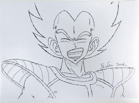 You really are pathetic kakarotto. by SimpleTheSaviour