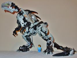 A Monster created by Monsters by CYBERDYNE101