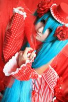 Miku Hatsune Time for Rose by SaCrIfIcEHuNtEr