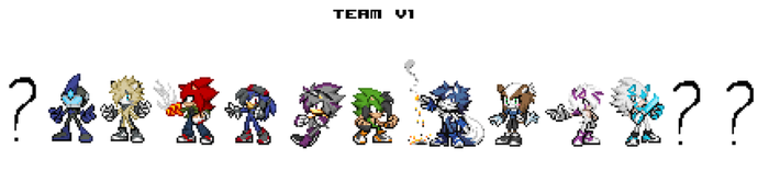 The Team V1 Finished (almost) Join the team. by TechM8