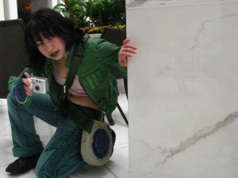Beyond Good and Evil - Jade by Darizard