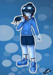 Point Commision - Slender Boy by Kergul