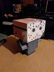 Jason Voorhees Part 10 CubeeCraft by SuperVegeta71290