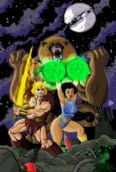 Thundarr The Barbarian by The-Satsui