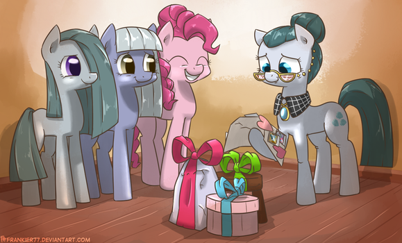 [My Little Pony] Mother's Day by Frank-Seven
