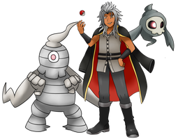 Collab: Xemnas and Duskull / Dusclops