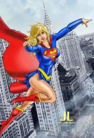 Supergirl is hot.1 by johnleighs01