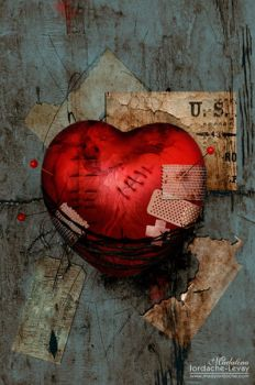 How to heal a broken heart by temporary-peace