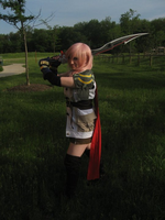 Lightning Farron by ES-Dinah
