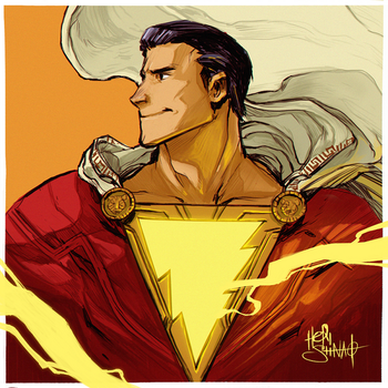 LIL SHAZAM by Heri-Shinato