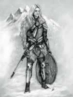Nordic Warrior by tansy9