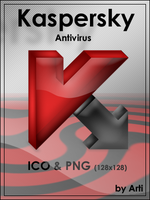 Kaspersky Icon by Arti-Ds