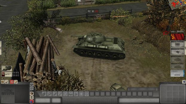 T-34-76-41 by TheDesertFox1991