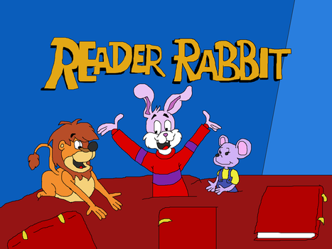 Reader Rabbit: First title by TomArmstrong20