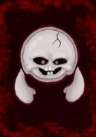 The Binding of Isaac: Rebirth - The Haunt by Wrotundis