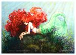 Daughter Of The Sea by Loonaki