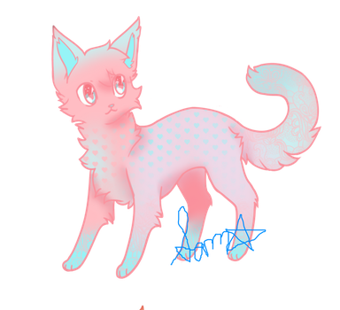 10 Point Cat Adopt! (OPEN) by Imagine-Munch-Adopts