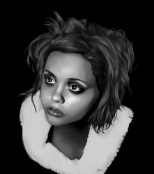 Christina Ricci - Style collab by pure-andrea