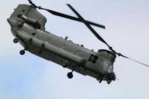 Chinook by james147741