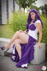 Rarity My Little Pony - seductive by ShinjusWorkshop