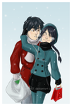 ::Late Christmas Gift for Crys:: by FEuJenny07