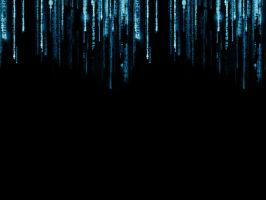 The Matrix Revolutions :: Blue by FL1P51D3