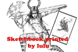 Sketchbook -promo by suicidollxp