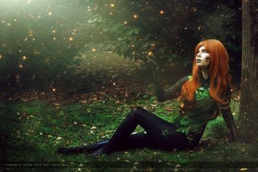 Poison Ivy - New 52 - DC Comics by FioreSofen