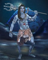 Lord Shiva ~ by aaTmaHira