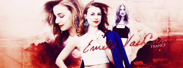 Emily VanCamp France by N0xentra