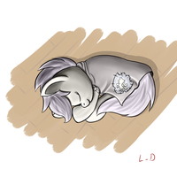 Scootasleep by LivingDeadJkr