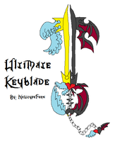 ULTIMATE KEYBLADE by newtypeFERN