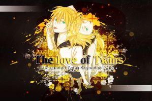 The love of Twins [Vocaloid] by Kyantsu