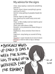 totally not tired [pisces shit posts] by CNeko-chan