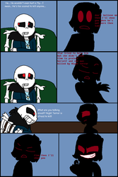 Evil Massacre Page 32 by Stardraws143