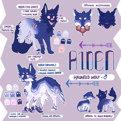 ref auction | closed by goodboye