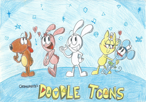 Cartoonlover98's Doodle Toons by FTFTheAdvanceToonist