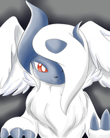 Mega Absol by do-it-yourself