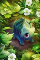 Bulbasaur by TsaoShin