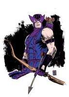 Hawkeye by JasonCopland