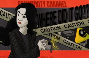 Community Channel-Where Did It Go? by guavajagular